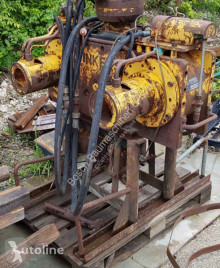 Pile-driving machines drilling, harvesting, trenching equipment Tünkers HVB 16.01