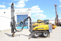 Atlas drilling vehicle drilling, harvesting, trenching equipment