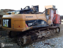 Trivellazione, battitura, tranciatura carrello perforatore Caterpillar 325D Wimmer Luna - triple drilling unit