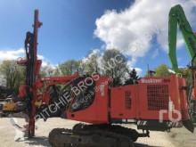 Sandvik DX780 drilling, harvesting, trenching equipment