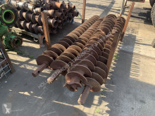 Auger Torque drilling, harvesting, trenching equipment set 300mm diameter