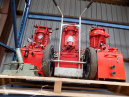 Drilling, harvesting, trenching equipment kernboor