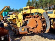 Vermeer T650TR drilling, harvesting, trenching equipment used trencher