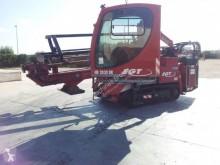 trivellazione, battitura, tranciatura carrello perforatore usata