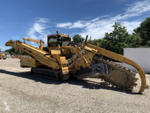 Vermeer T558 drilling, harvesting, trenching equipment