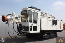 Terex drilling vehicle drilling, harvesting, trenching equipment
