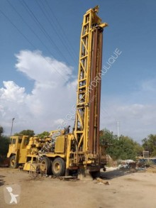 Ingersoll rand T4 drilling, harvesting, trenching equipment used drilling vehicle
