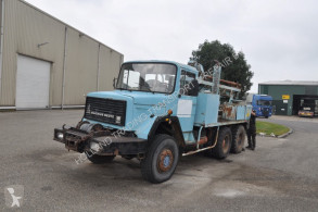 Magirus iveco Bonne esperance / atlas copco drilling, harvesting, trenching equipment used drilling vehicle