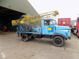 DB114 - 30 drilling, harvesting, trenching equipment used drilling vehicle
