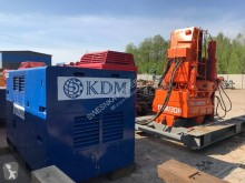 Kowan Still Worker TGM130 Wciskarka/Presser drilling, harvesting, trenching equipment used pile-driving machines