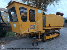 Hausherr HBM 80 drilling, harvesting, trenching equipment used