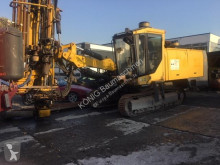Trivellazione, battitura, tranciatura carrello perforatore Atlas Copco CL 6 Bohrwagen / Rock Drill