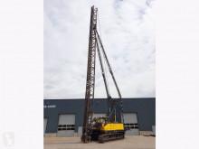 Used drilling vehicle drilling, harvesting, trenching equipment Hitachi KH180-2 GLS