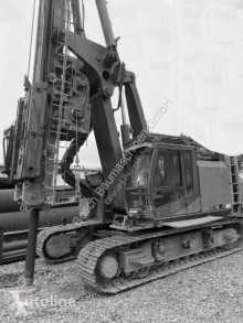 Delmag drilling vehicle drilling, harvesting, trenching equipment RH16