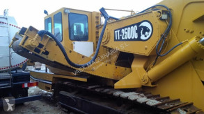 Perforación, trilla, corte zanjadora Caterpillar TRENCH TECH TT2500C