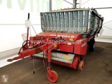 Remolque agrícola Remolque autocargador usado