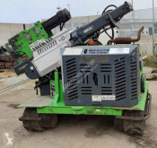 Mazaka pile-driving machines drilling, harvesting, trenching equipment MW1000