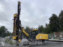Atlas Copco drilling vehicle drilling, harvesting, trenching equipment ROC