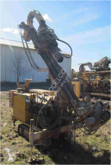 Beretta drilling vehicle drilling, harvesting, trenching equipment T41