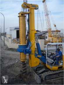Pile-driving machines drilling, harvesting, trenching equipment MODELCO RF4S