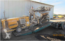 Beretta drilling vehicle drilling, harvesting, trenching equipment T43