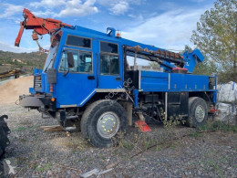VASP drilling, harvesting, trenching equipment used drilling vehicle