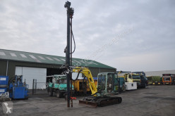 Fraste drilling vehicle drilling, harvesting, trenching equipment Agiva