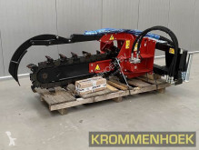 Escavadora de perfuração, de bate-estacas,de valas máquina Abre-Valas Simex CHD 120