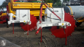 Trencher drilling, harvesting, trenching equipment Greco