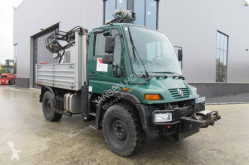Unimog U300 drill 4x4 tweedehands boormachine