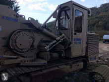 Tesmec TRS700 drilling, harvesting, trenching equipment used trencher