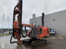 Sandvik drilling vehicle drilling, harvesting, trenching equipment DX800
