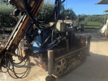 Wirth NR509 drilling, harvesting, trenching equipment used