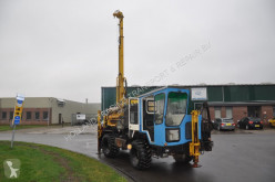 GRONDBOORMACHINE drilling, harvesting, trenching equipment used drilling vehicle