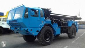Trivellazione, battitura, tranciatura carrello perforatore Haulotte F1