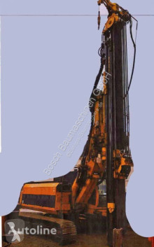 Bauer RG16T drilling, harvesting, trenching equipment used pile-driving machines