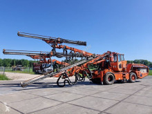 Tamrock drilling vehicle drilling, harvesting, trenching equipment Axera T12 Good working condition