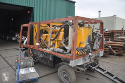 Drilling vehicle drilling, harvesting, trenching equipment C 900 - 125
