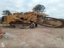 Vermeer T1255 drilling, harvesting, trenching equipment used trencher