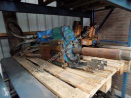 Uitrusting boormachine, heistelling, sleuvenfrees boorhamer boorkop