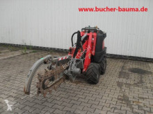 Trencher drilling, harvesting, trenching equipment Ditch Witch Zahn