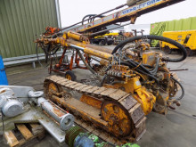 Drilling vehicle drilling, harvesting, trenching equipment lucht aangedreven