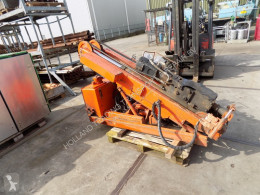Drilling vehicle drilling, harvesting, trenching equipment droog