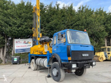 Wirth Water well drilling rig 500M 6 Cilinder Deutz Engine foreuse occasion