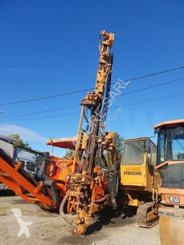 Furukawa drilling vehicle drilling, harvesting, trenching equipment HCRC180R