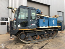 Drilling vehicle drilling, harvesting, trenching equipment MST-1500 Crawler Drill