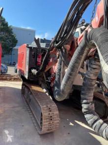 Trivellazione, battitura, tranciatura carrello perforatore Sandvik DP1500i