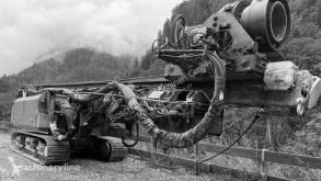 Escavadora de perfuração, de bate-estacas,de valas Delmag RH16 furadora usada
