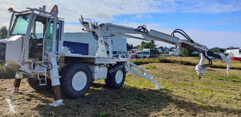 Risa drilling vehicle drilling, harvesting, trenching equipment Challenger
