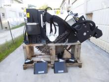Perforación, trilla, corte zanjadora Simex T600